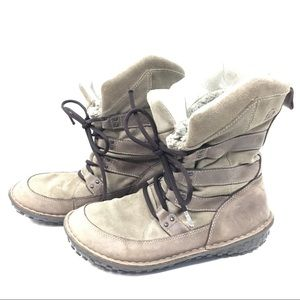 Sorrel Winter Boots with Ties Women's 8*